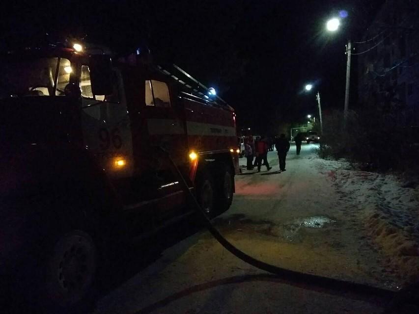 Вночном пожаре вПермском крае погибли 4 человека— МЧС