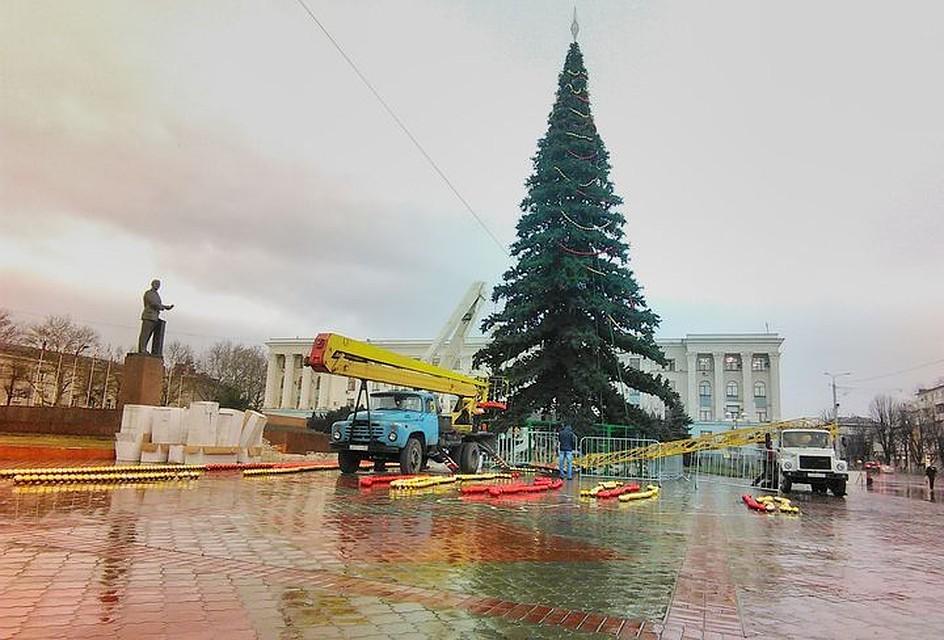 ВДень святого Николая вСимферополе откроют ярмарку