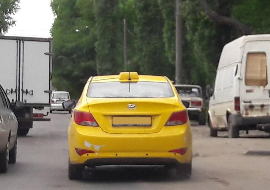 Воронежец пытался ограбить таксиста, угрожая ружьем