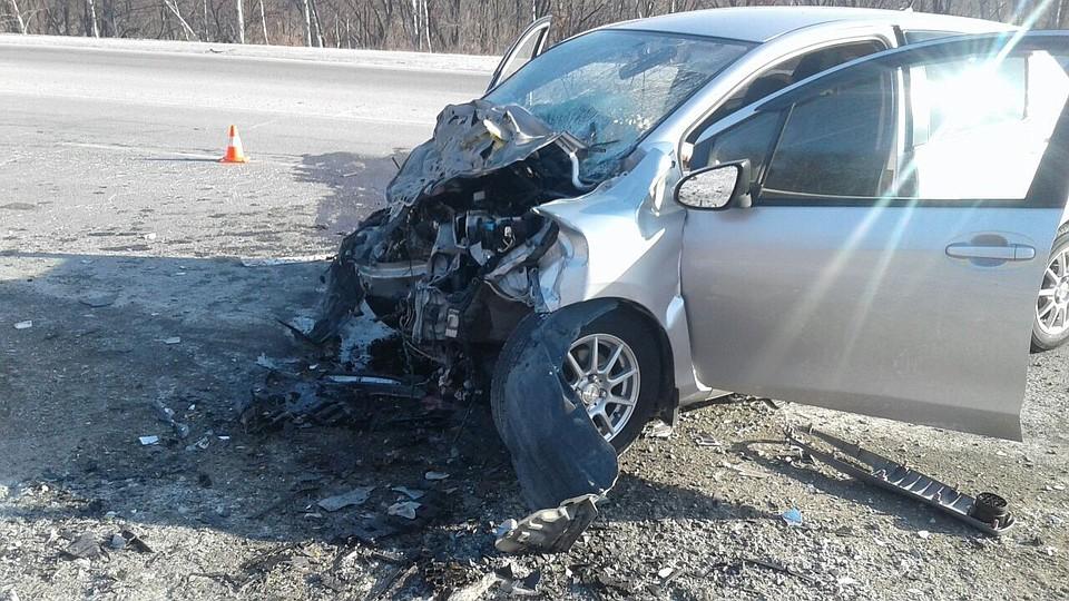 Два человека погибли вДТП вПриморском крае