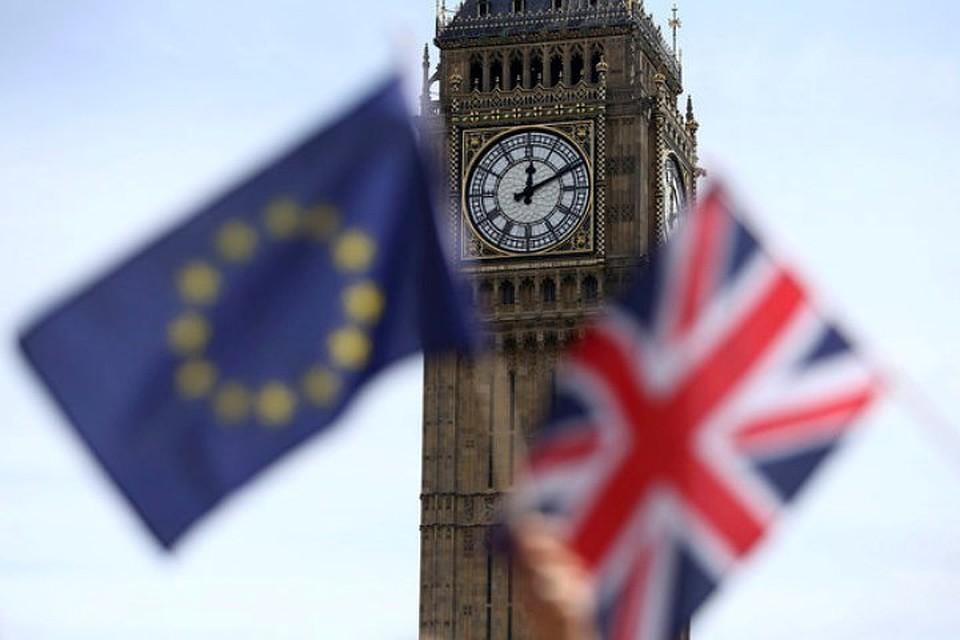 Настороне противников Brexit— перевес в10%