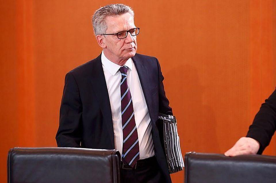 Руководитель МВД Германии предложил выбрать основного поантисемитизму