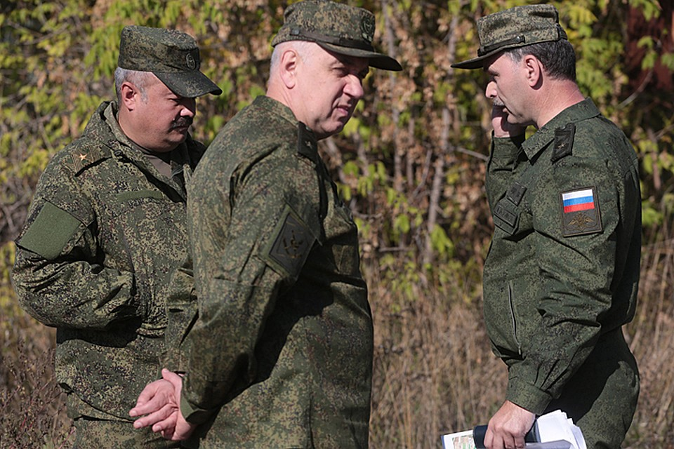 Российские офицеры покинут СЦКК в Донбассе на следующей неделе