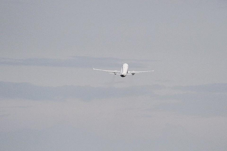 Наборту самолета вовремя экстренной посадки вКрасноярском крае скончался ребенок