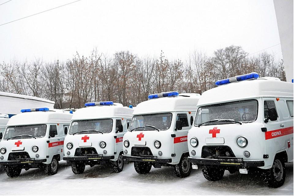 Кировские мед. работники получили 28 новых машин скорой помощи