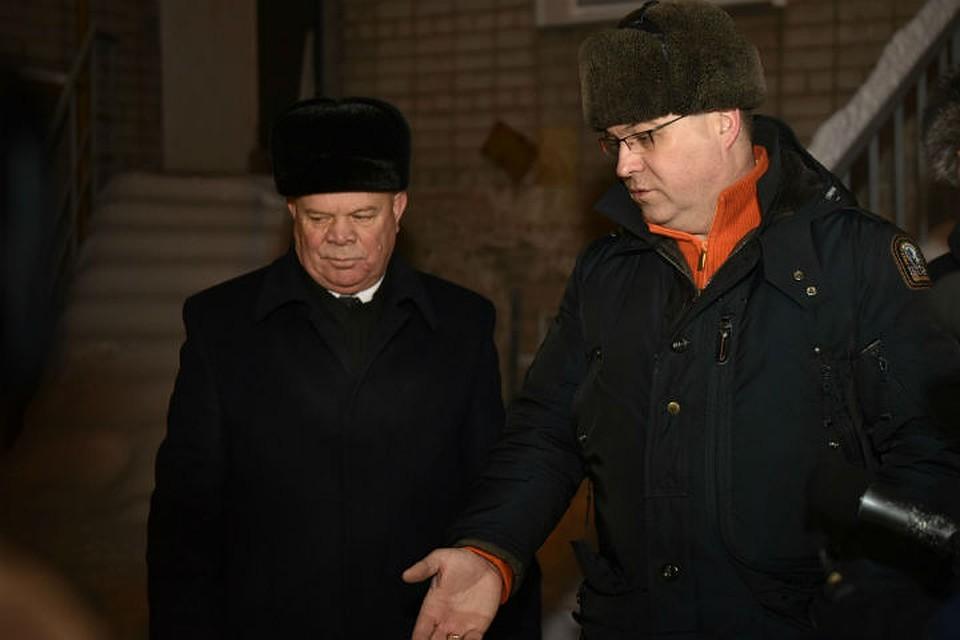 Илья Шульгин предложил гендиректоруУК Ленинского района поразмыслить о новоиспеченной работе