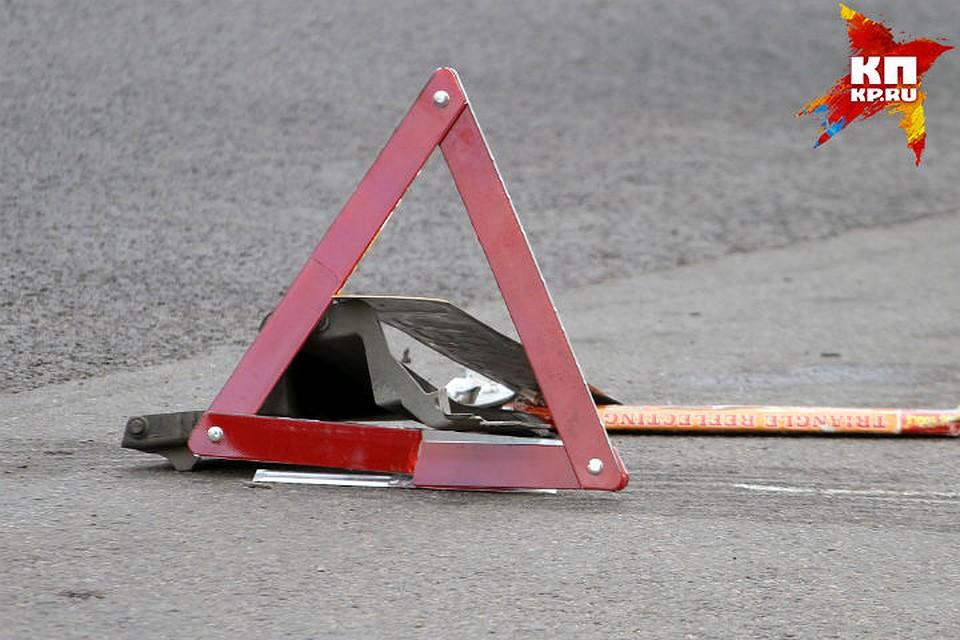 Два человека погибли влобовом ДТП надороге Омск— Нижняя Омка