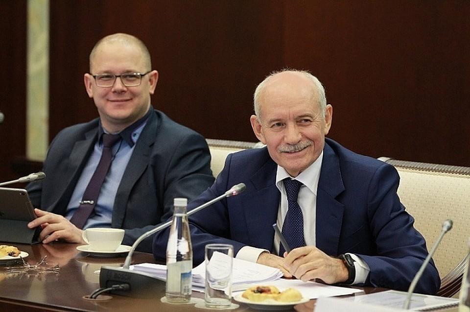 Хамитов: ВБашкирии средняя зарплата превысила 30 тыс. руб.