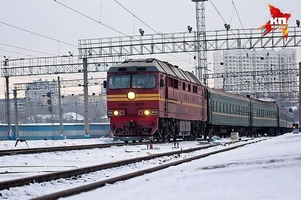 ВПриморье сошёл срельсов пассажирский поезд вСеверную Корею