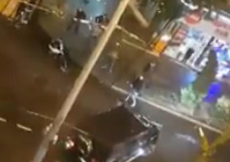 Милиция Сочи узнает причины массовой потасовки сучастием водителя Gelandewagen