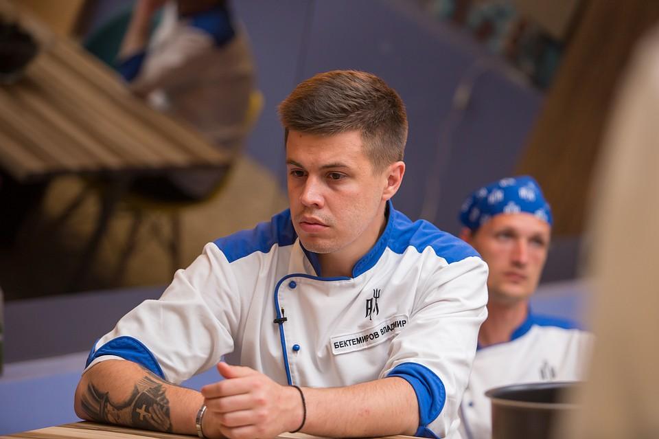 Ростовчанин стал финалистом реалити-шоу «Адская кухня»— Кулинарный замес