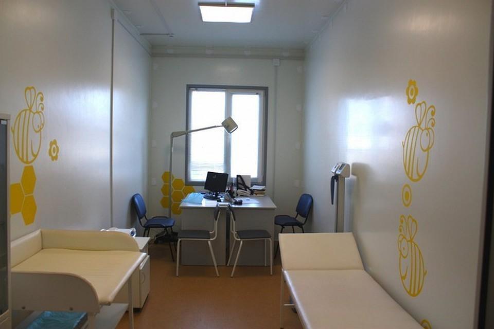 ВБашкирии открыли первую модульную поликлинику