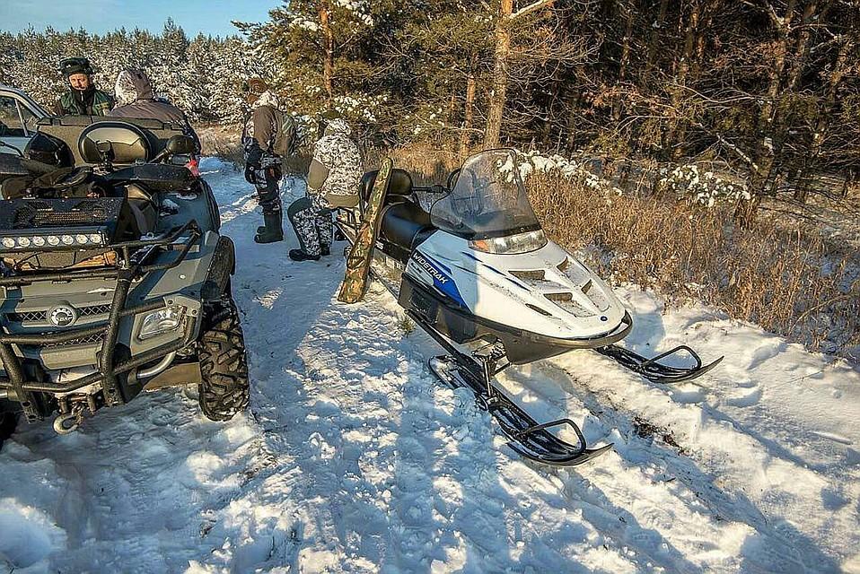 ВЧелябинской области словили полицейских-браконьеров