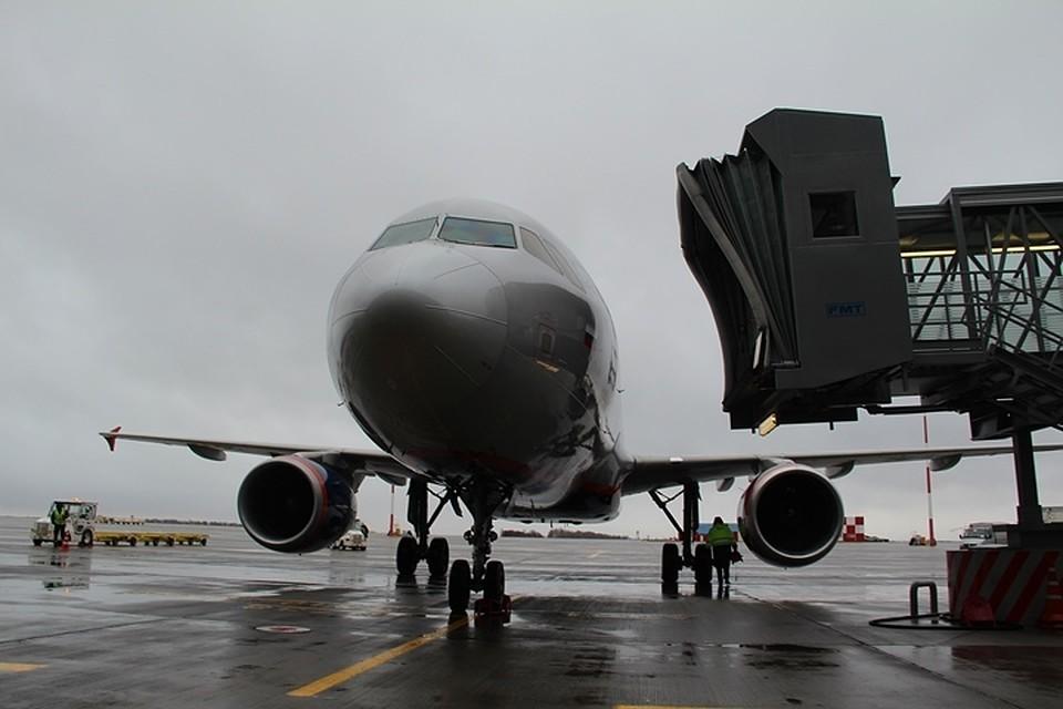 ВКазани из-за смерти пассажира вынужденно сел самолет