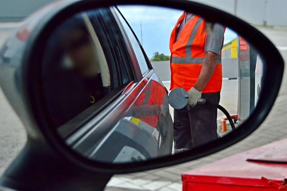 ВРосстате поведали оподорожании бензина