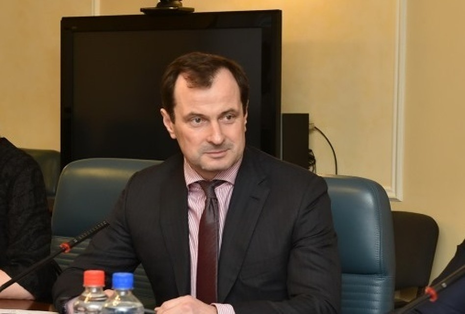 Член Совфеда Юрий Фёдоров стал президентомХК «Ижсталь» ФОТО