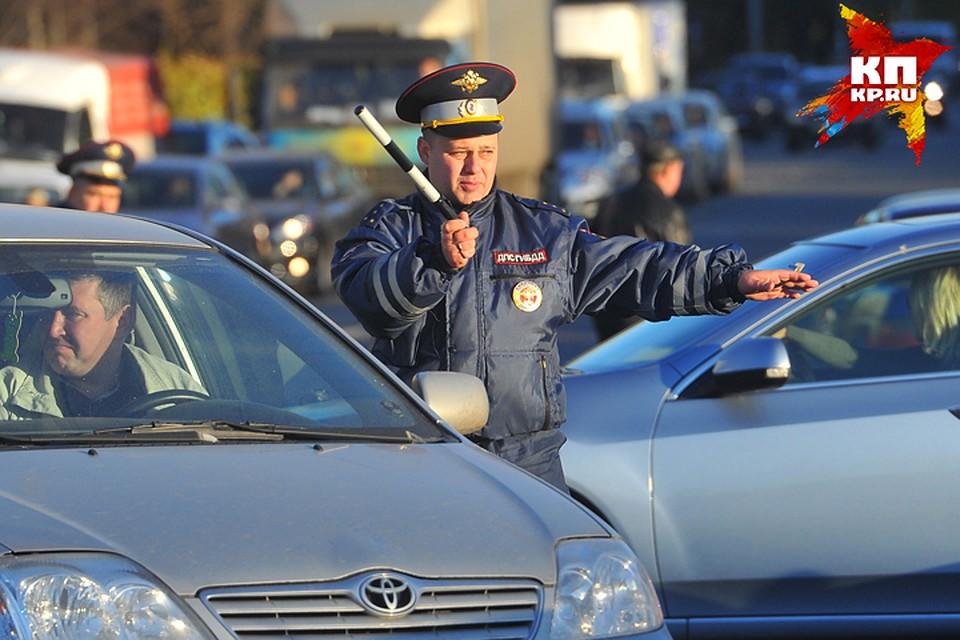 ВБрянской области пройдут сплошные проверки водителей