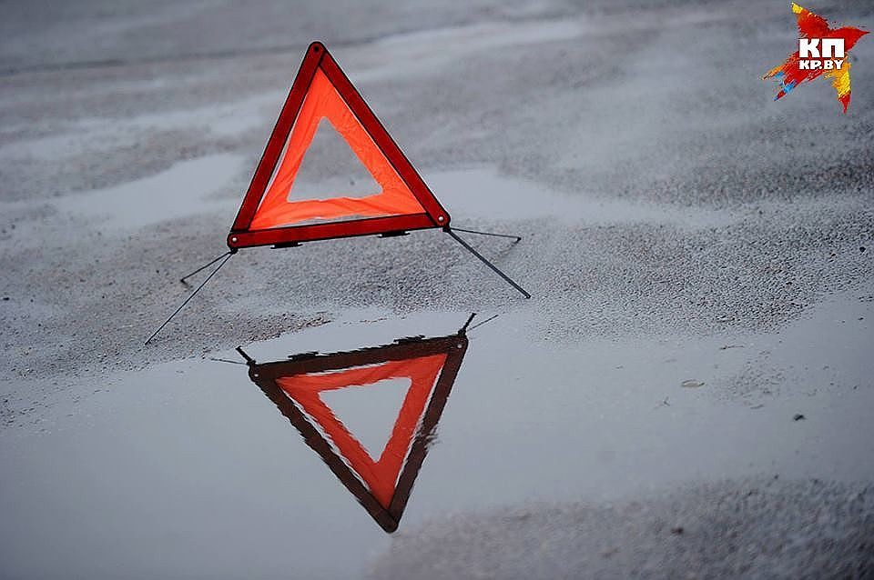 ВПоставах автомобиль блокировки предотвратил заезд нетрезвого водителя взону праздника
