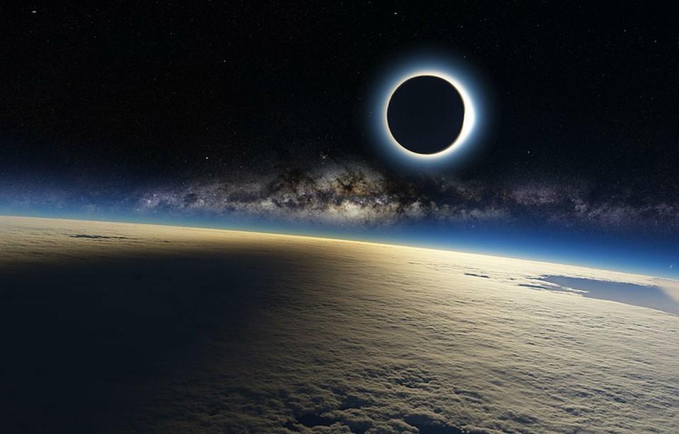 Лунное затмение увидят граждане Алтайского края 31января
