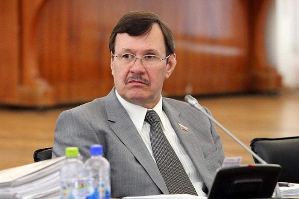 Вице-спикер Псковского облсобрания скончался вреанимации через некоторое количество дней после ДТП