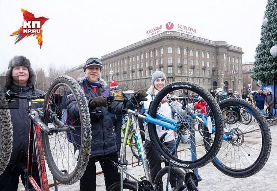 ВВолгограде пройдет велопарад длиной 8 километров