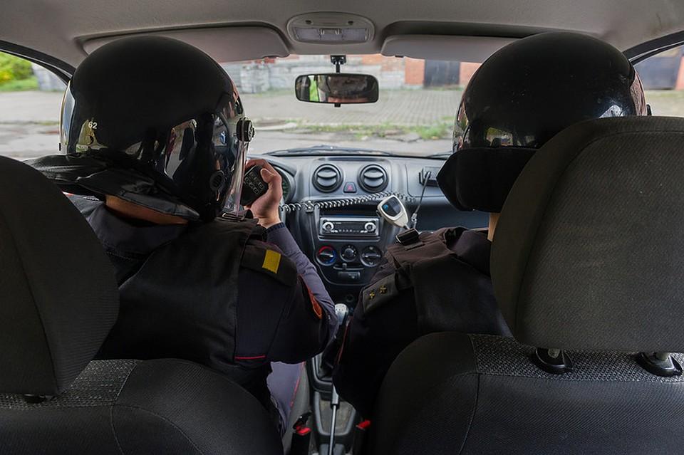 Напроспекте Ударников милиция задержала новогодних преступников