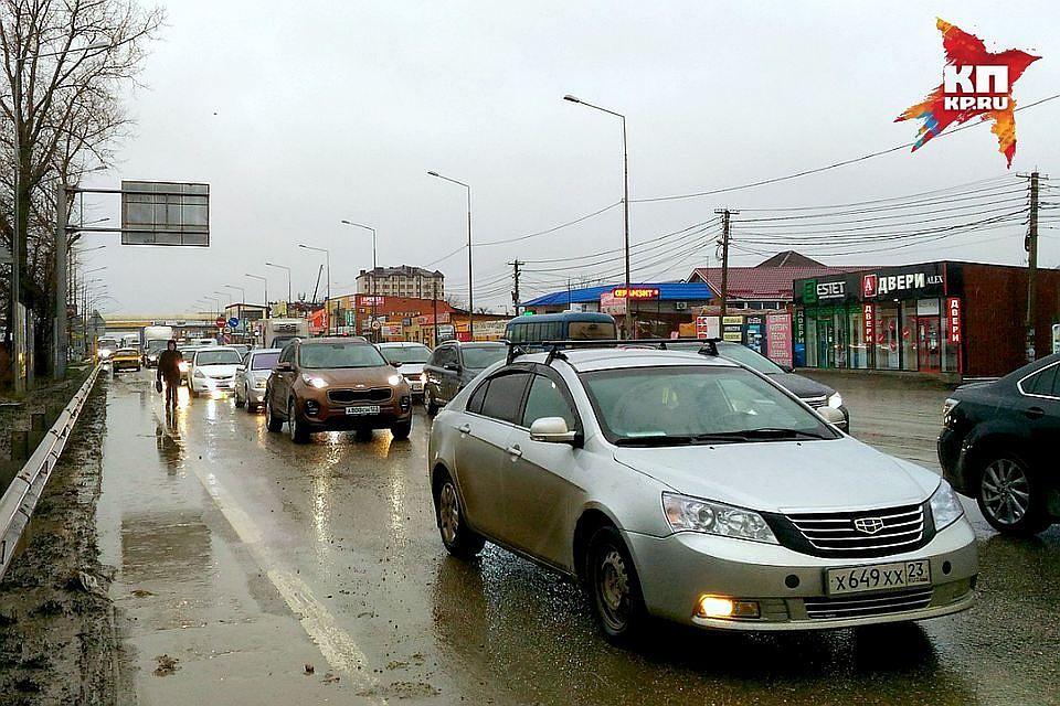 Тургеневский мост вКраснодаре неотремонтировали даже на50%