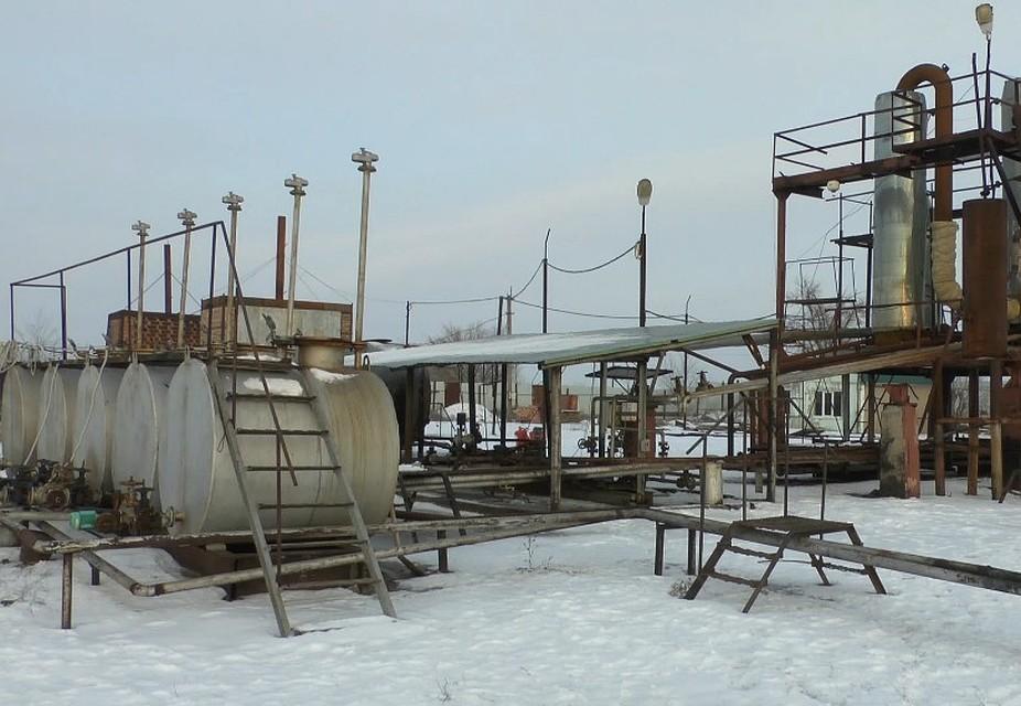 ВСаратовской области закрыли нелегальный нефтеперерабатывающий завод