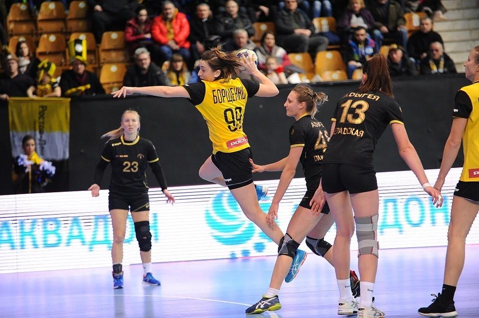 ГК «Ростов-Дон» уверенно одержал победу  1-ый  домашний матч года