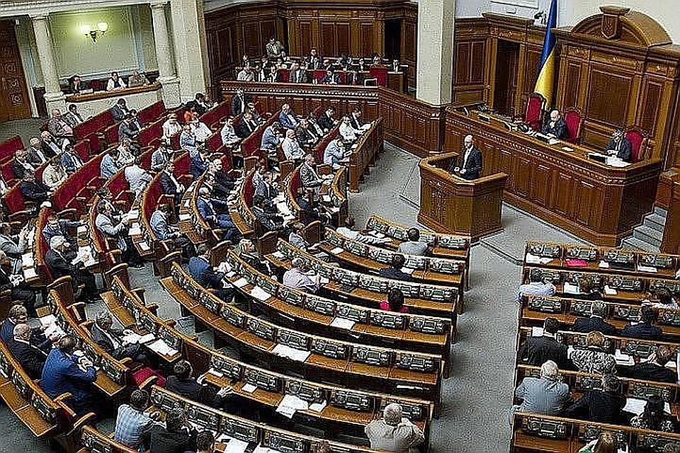 Верховная рада продолжит рассмотрение закона ореинтеграции Донбасса