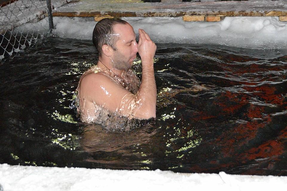 Вода вкрещенских купелях неопасна— Роспотребнадзор