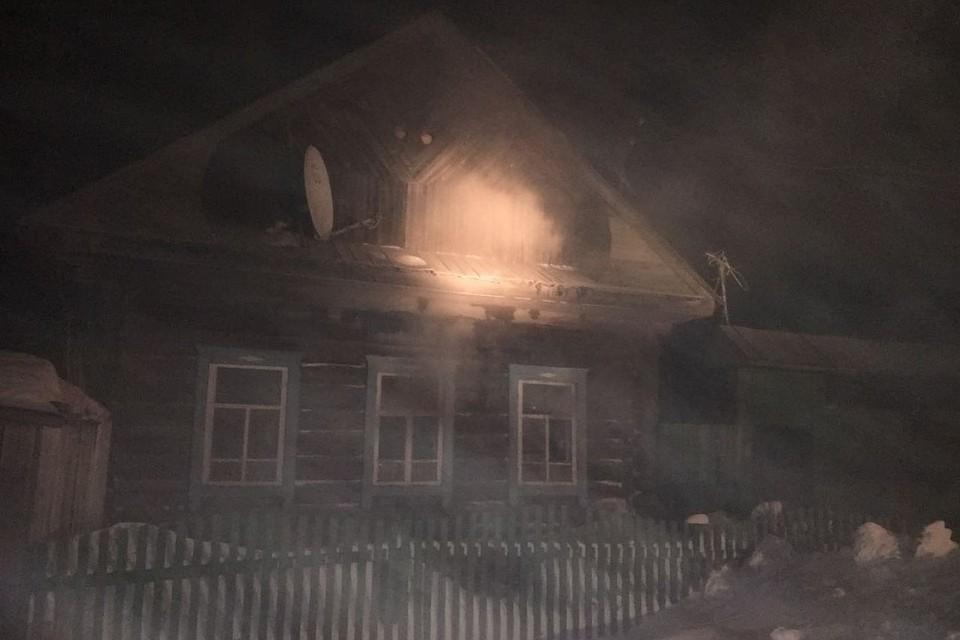 4 человека погибли впожаре вИркутской области