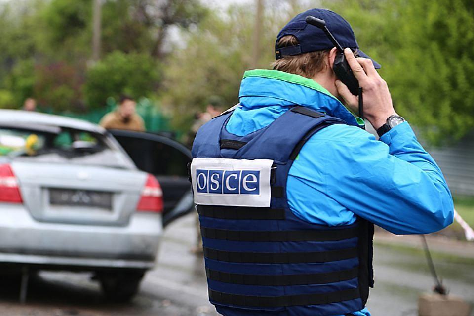 ВДонбассе прослеживается эскалация конфликта— ОБСЕ