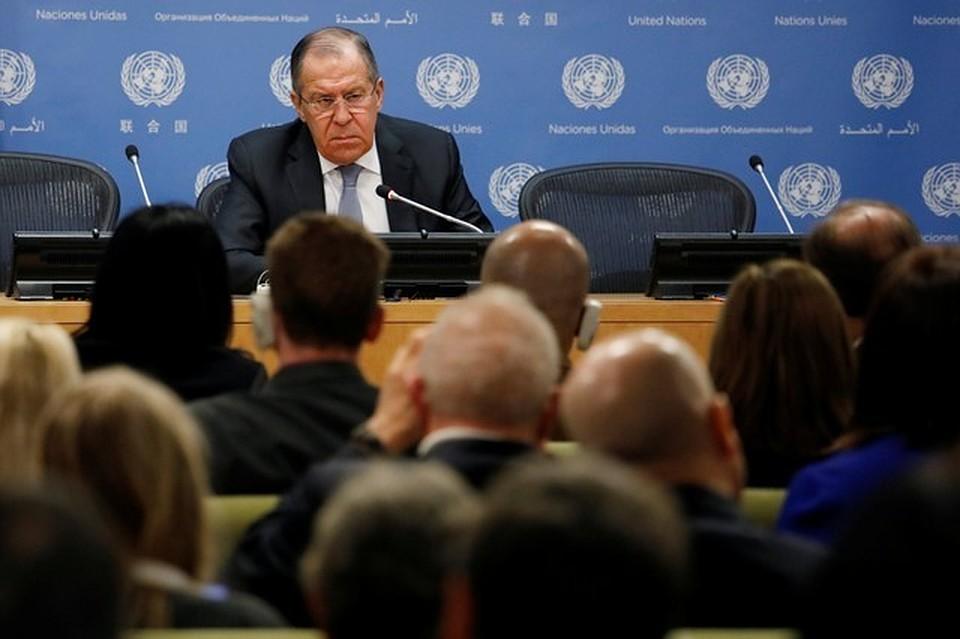 Лавров опроверг сообщения овыводе русских военных изАфрина