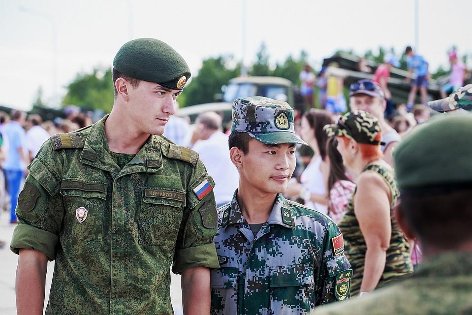 КНР призвал РФ совместно противоборствовать США