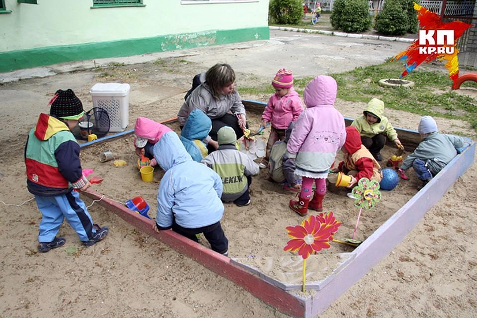 Ремонт детских садов начинается вБарнауле