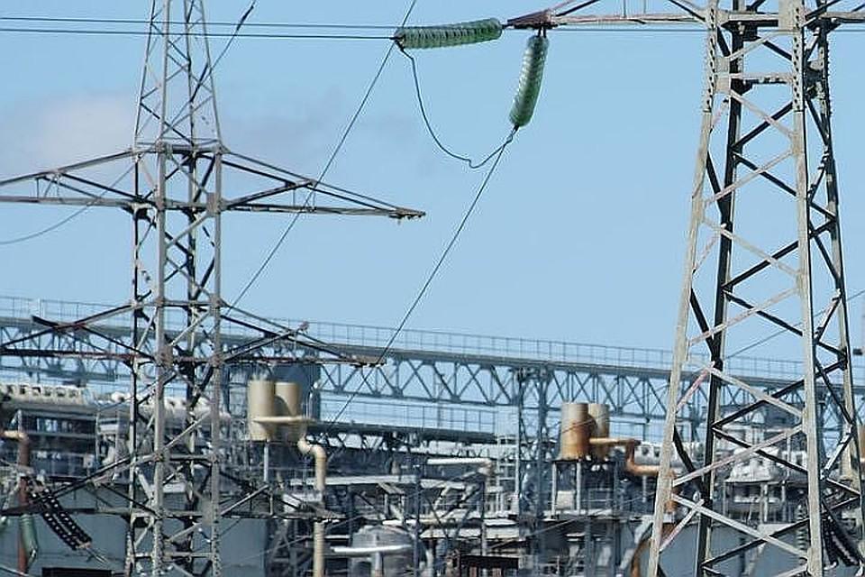 ВЧечне неменее 200 тыс. человек остались без электроснабжения