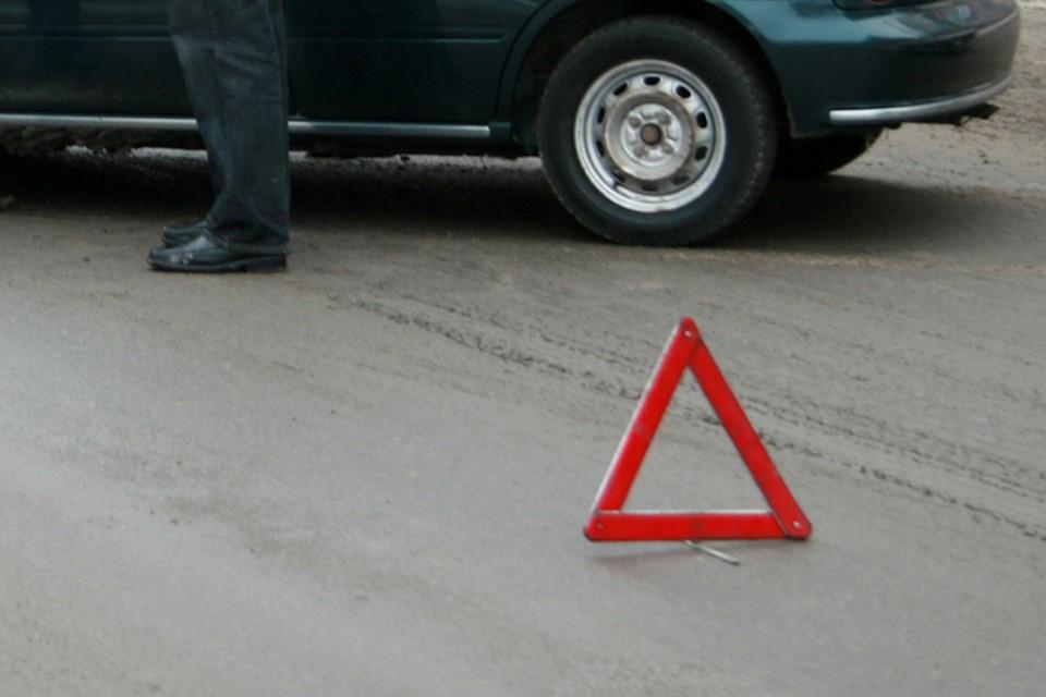 Пассажир умер вДТП наалтайской трассе