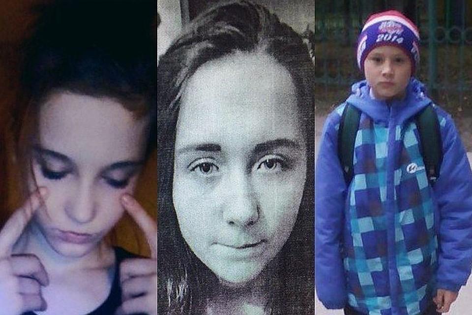 Под Новосибирском трое ребят в12-летнем возрасте потерялись