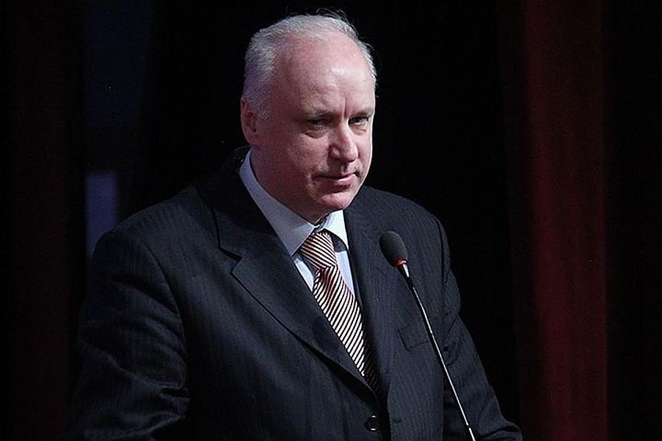 Руководитель СКвыступил против закона одекриминализации насилия всемье
