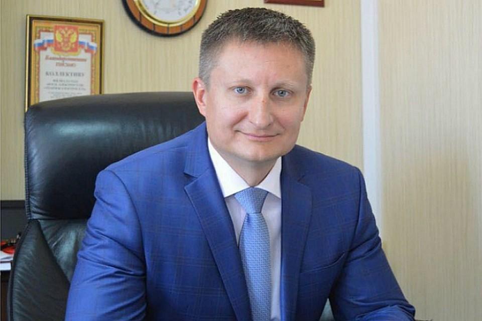 Главой Темрюка выбрали Максима Ермолаева