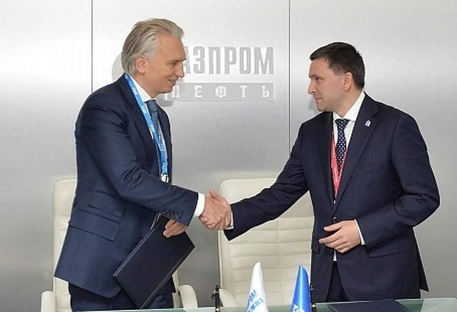 «Газпром нефть» сократит инвестпрограмму на 2018г.