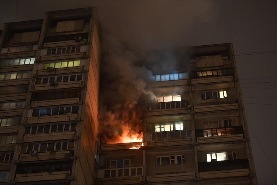 Десятиклассник изЧелябинска спас напожаре 2 детей