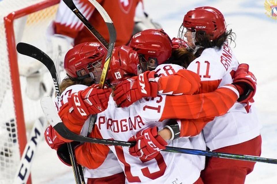 Хоккеистки сборной РФ уступили команде Финляндии бронзуОИ