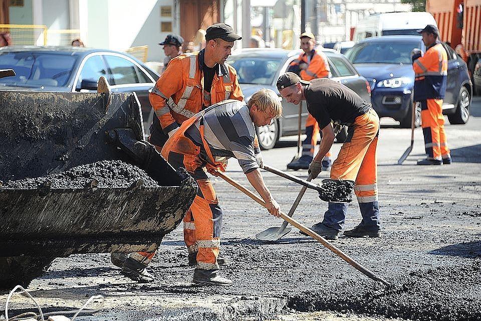 ВКраснодаре починят 67 участков дорог
