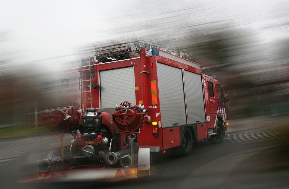 Напожаре вмолодежном центре Роттердама пострадали 13 человек