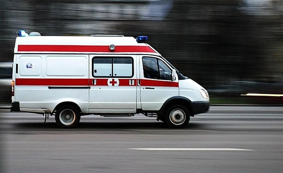В северной столице госпитализировали мужчину спулевыми ранениями