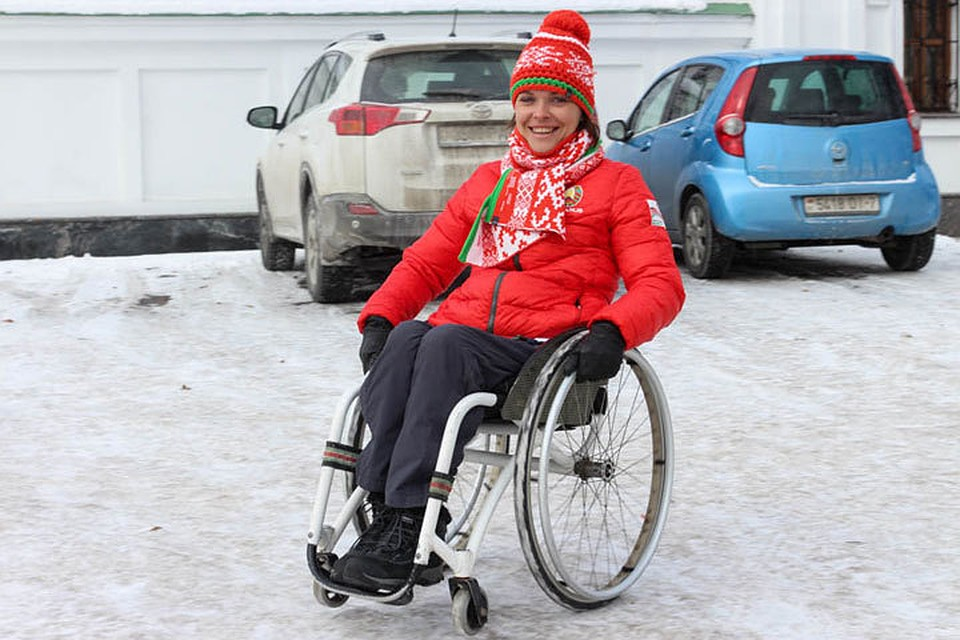 Нестерович: белорусских паралимпийцев проводили вПхенчхан молебном в монастыре