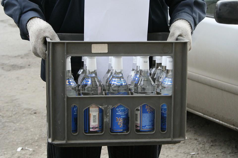 НаСтаврополье полицейские ловили незаконных торговцев табаком и спиртом