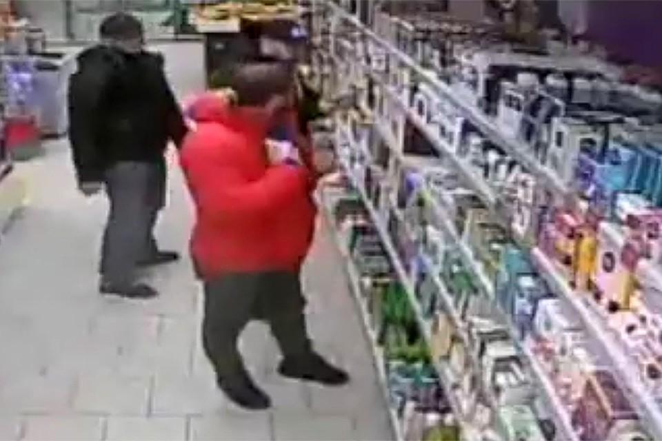 ВРаменском ограбили продуктовый магазин